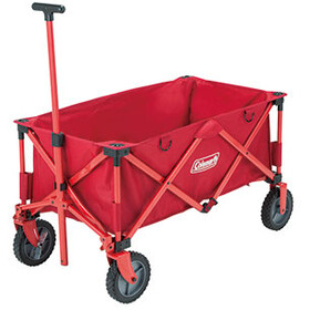 Coleman Camping Wagon, red